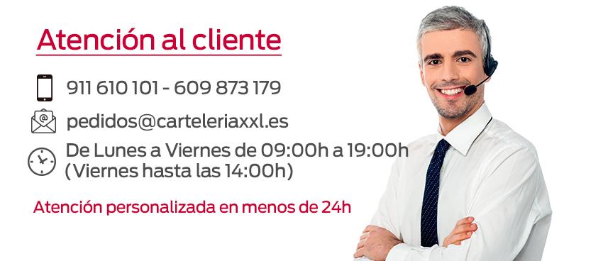 Contacto | Carteles XXL - Impresión carteleria publicitaria
