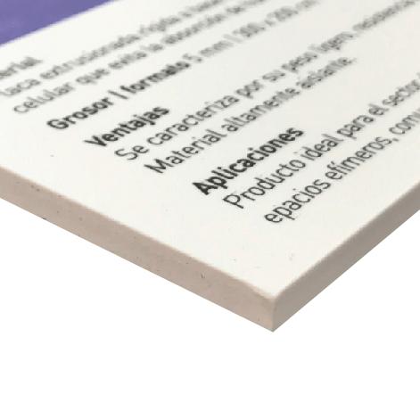 Impresión en cartón pluma para fotógrafos | Carteles XXL - Impresión carteleria publicitaria