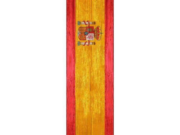 Vinilo Frigorífico Bandera España | Carteles XXL - Impresión carteleria publicitaria