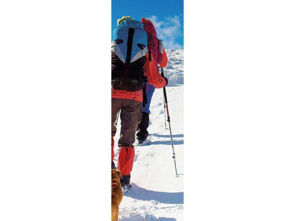 Cenefa Vertical Ascenso Nevado | Carteles XXL - Impresión carteleria publicitaria