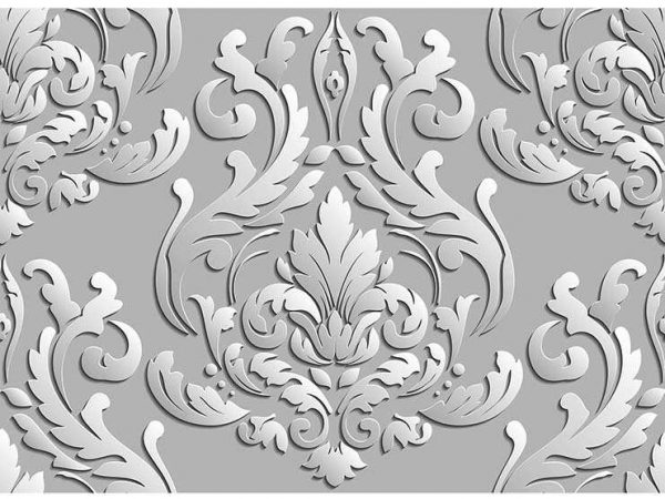 Alfombra PVC Grabado Gris 3D | Carteles XXL - Impresión carteleria publicitaria