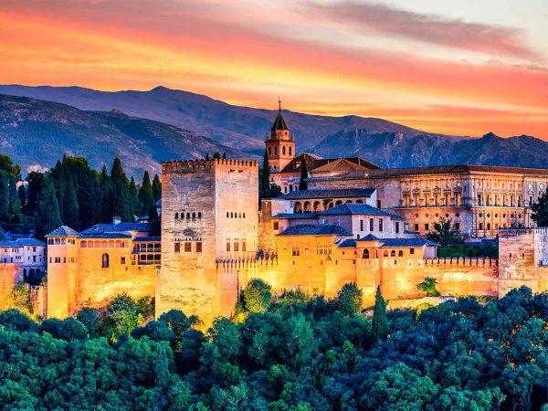 Alfombra PVC Alhambra Granada | Carteles XXL - Impresión carteleria publicitaria