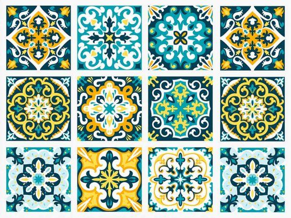 Alfombra PVC Flores Enmarcadas   Carteles XXL - Impresión carteleria publicitaria