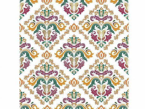 Alfombra PVC Mosaico Geométrico Colorido | Carteles XXL - Impresión carteleria publicitaria