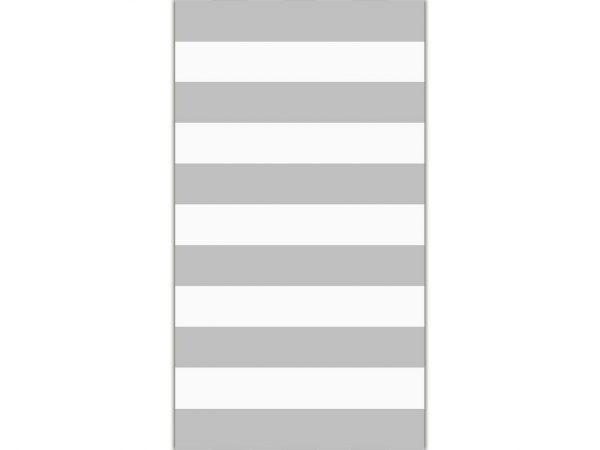 Papel Pintado Franja Gris Horizontal | Carteles XXL - Impresión carteleria publicitaria