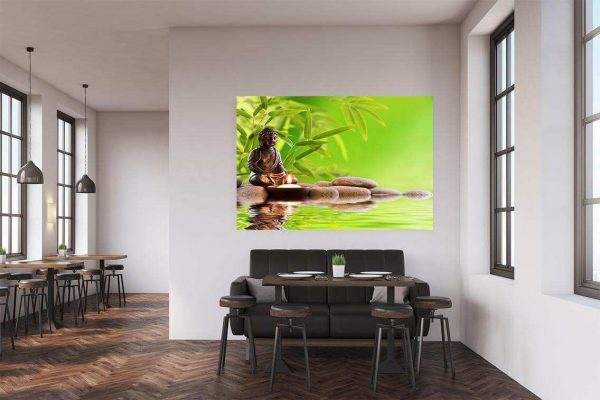 Vinilo Decorativo Altar Zen | Carteles XXL - Impresión carteleria publicitaria
