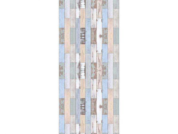 Cenefa Vertical Laminas de Colores | Carteles XXL - Impresión carteleria publicitaria