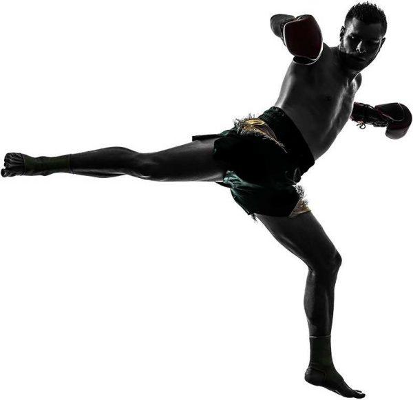 Vinilo Decorativo Luchador MMA | Carteles XXL - Impresión carteleria publicitaria