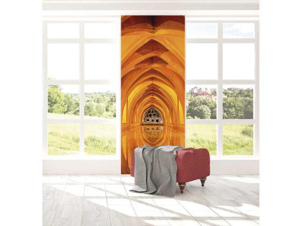 Cenefa Vertical Arcos Árabes | Carteles XXL - Impresión carteleria publicitaria