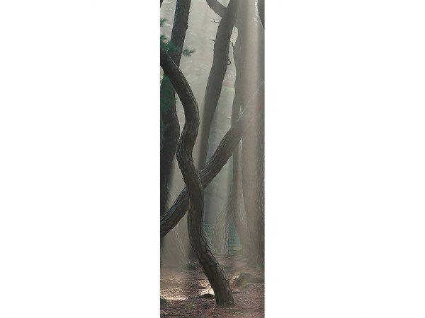 Cenefa Vertical Árboles en Penumbra | Carteles XXL - Impresión carteleria publicitaria