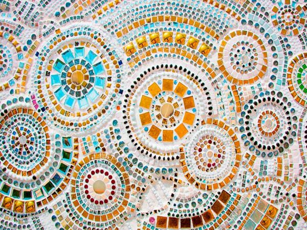 Alfombra PVC Mosaico Romano Esferal | Carteles XXL - Impresión carteleria publicitaria