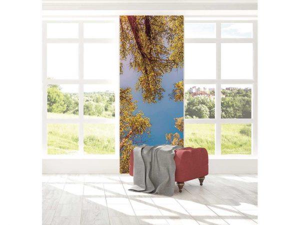 Cenefa Vertical Copas de Árbol | Carteles XXL - Impresión carteleria publicitaria