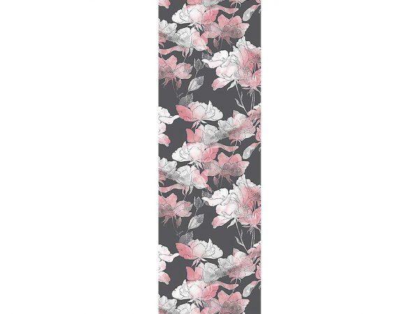 Cenefa Vertical Flores Acuarela | Carteles XXL - Impresión carteleria publicitaria