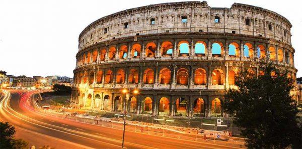 Vinilo Decorativo Ciudad Roma | Carteles XXL - Impresión carteleria publicitaria