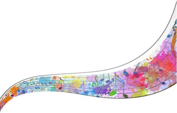 Vinilo Decorativo Notas Musicales | Carteles XXL - Impresión carteleria publicitaria