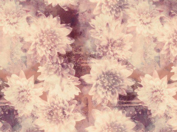 Fotomural Vinilo Floral Lirios Agua   Carteles XXL - Impresión carteleria publicitaria