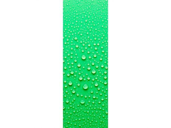 Vinilo Frigorífico Textura Verde Refrescante | Carteles XXL - Impresión carteleria publicitaria