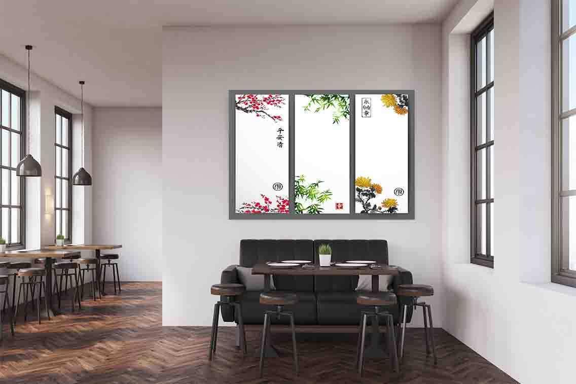 Vinilo Decorativo Zen Colores   Carteles XXL - Impresión carteleria publicitaria