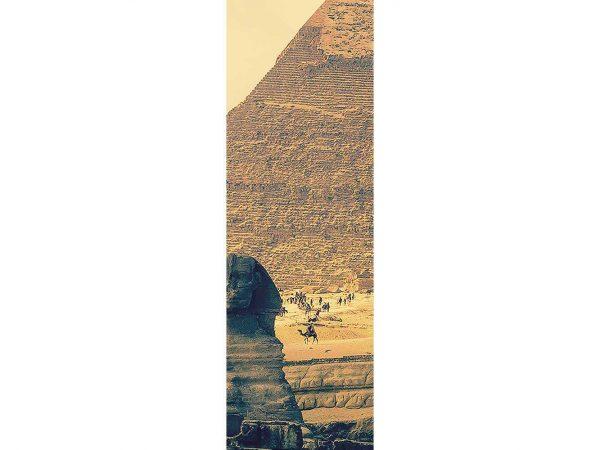 Cenefa Vertical Pirámide Egipcia | Carteles XXL - Impresión carteleria publicitaria