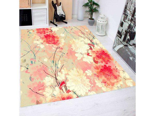Alfombra PVC Arte Japonés | Carteles XXL - Impresión carteleria publicitaria