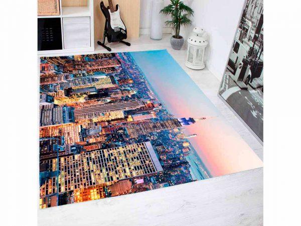Alfombra PVC Nueva York Skyline | Carteles XXL - Impresión carteleria publicitaria