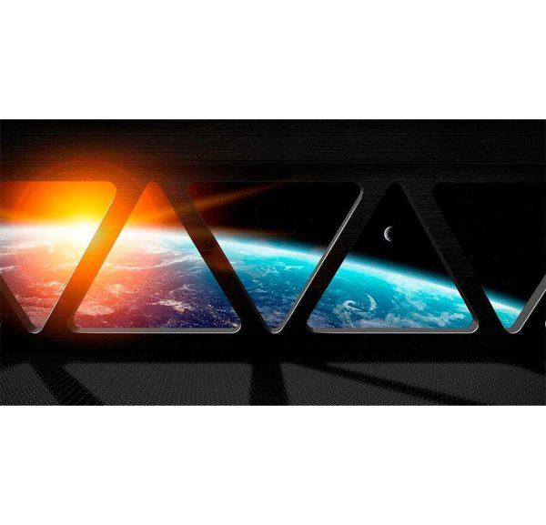 Fotomural Ventana al Espacio | Carteles XXL - Impresión carteleria publicitaria