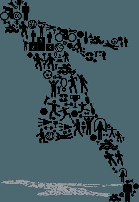 Vinilo decorativo runner | Carteles XXL - Impresión carteleria publicitaria