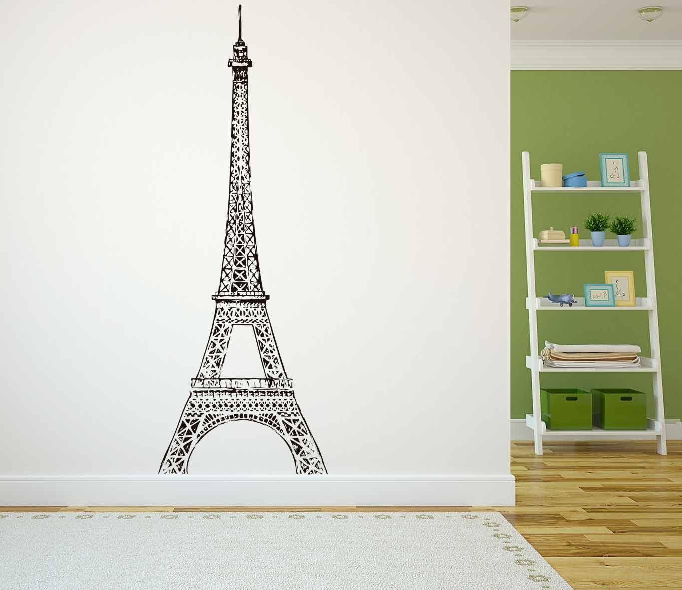 Vinilo decorativo Torre Eiffel | Carteles XXL - Impresión carteleria publicitaria