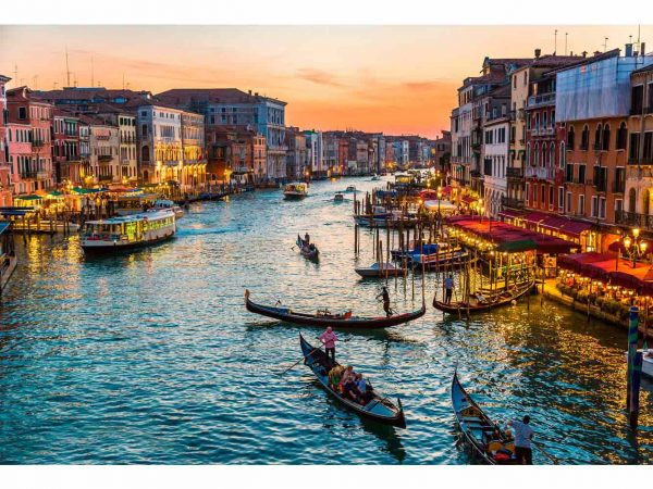 Vinilo Frigorífico Puerto Veneciano   Carteles XXL - Impresión carteleria publicitaria