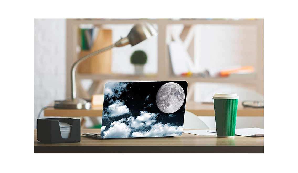 Vinilo Adhesivo para PC Portátil Noche | Carteles XXL - Impresión carteleria publicitaria