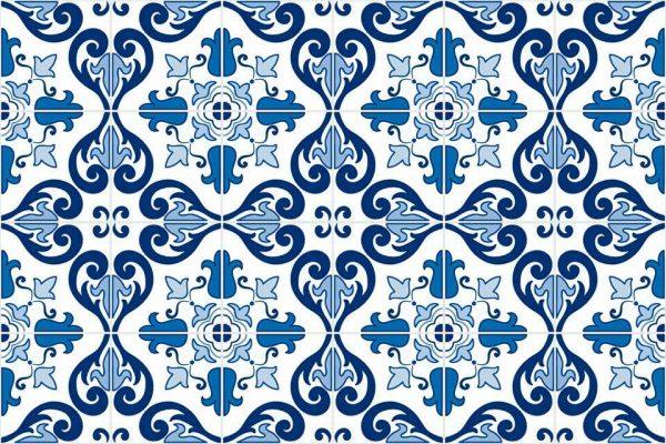 Vinilo Decorativo Cocina Azulejos   Carteles XXL - Impresión carteleria publicitaria