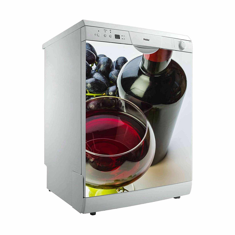 Vinilo Decorativo para Lavavajillas Vinoteca | Carteles XXL - Impresión carteleria publicitaria