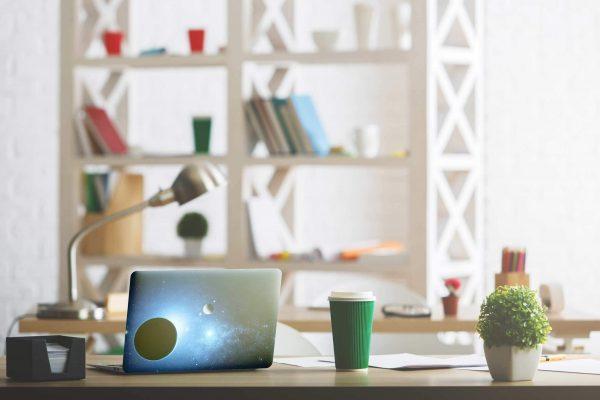 Vinilo Adhesivo para PC Portátil Eclipse   Carteles XXL - Impresión carteleria publicitaria