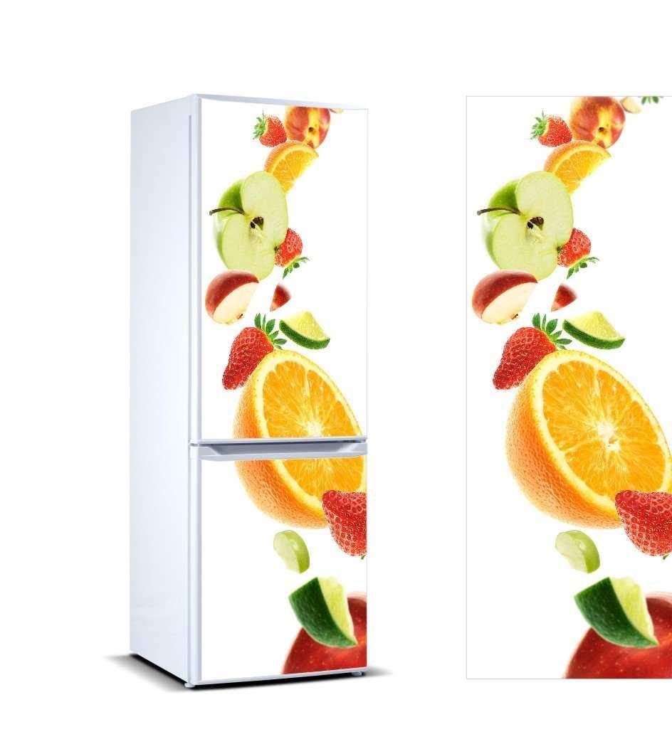 Vinilo Frigorífico Frutas | Carteles XXL - Impresión carteleria publicitaria