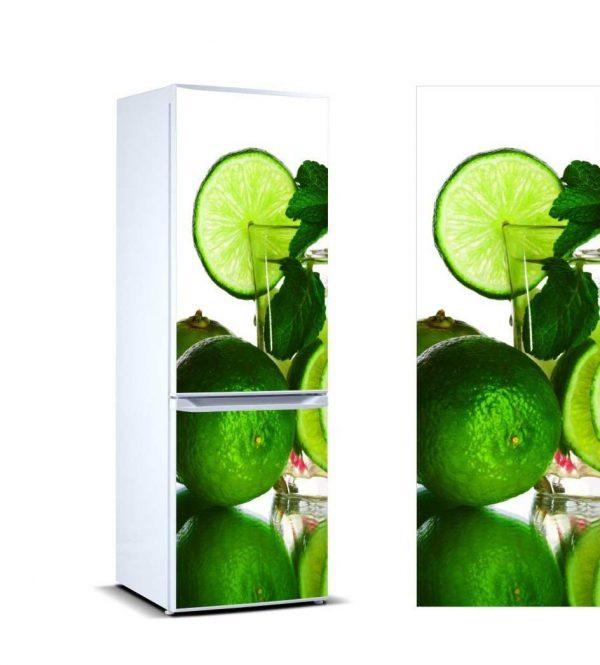 Vinilo Frigorífico Lima | Carteles XXL - Impresión carteleria publicitaria