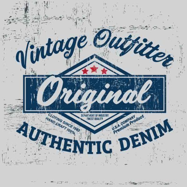 Vinilo Decorativo Vintage Original   Carteles XXL - Impresión carteleria publicitaria
