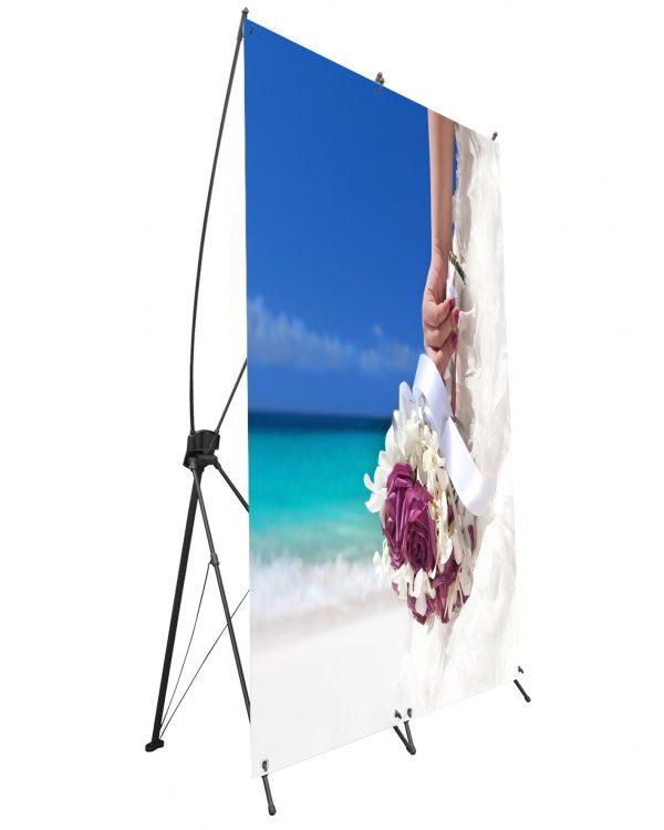 Photocall Flexible Ramo de Flores | Carteles XXL - Impresión carteleria publicitaria