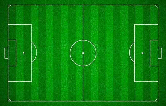 Alfombra Infantil Campo Fútbol   Carteles XXL - Impresión carteleria publicitaria