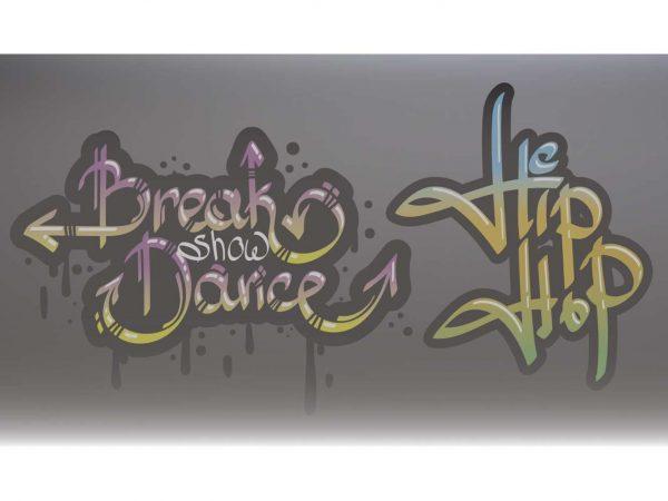 Alfombra PVC HipHop BreakDance | Carteles XXL - Impresión carteleria publicitaria
