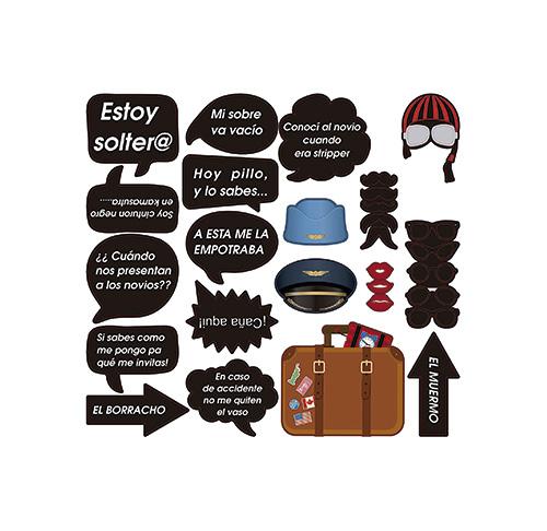 Accesorios Divertidos Photocall | Carteles XXL - Impresión carteleria publicitaria