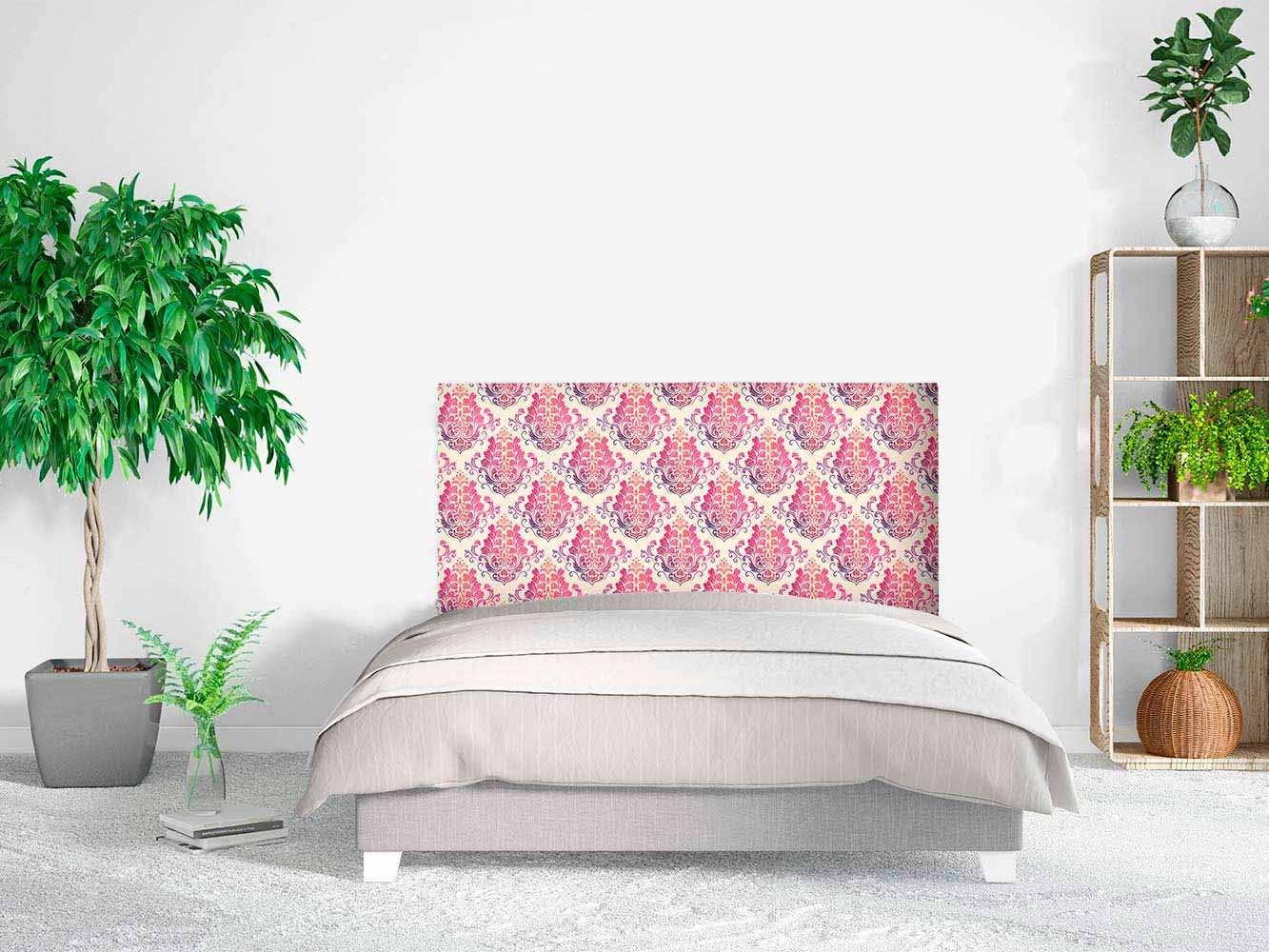Cabecero Cama Abstracto Ornamental | Carteles XXL - Impresión carteleria publicitaria