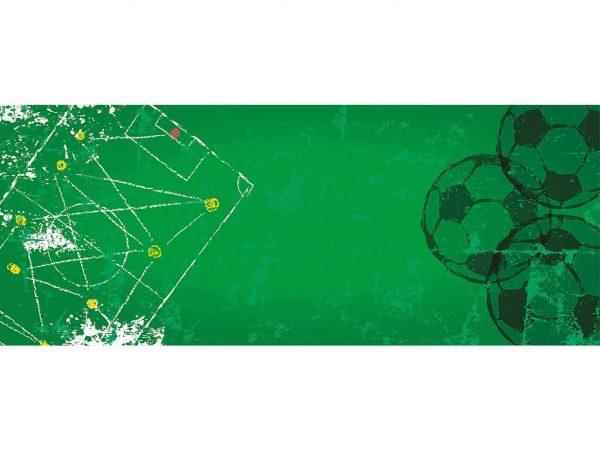 Cabecero Cama Fútbol Verde | Carteles XXL - Impresión carteleria publicitaria