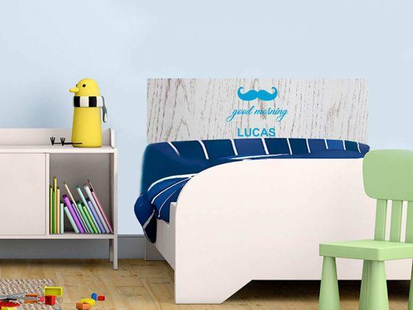 Cabecero Cama Infantil Personalizado | Carteles XXL - Impresión carteleria publicitaria