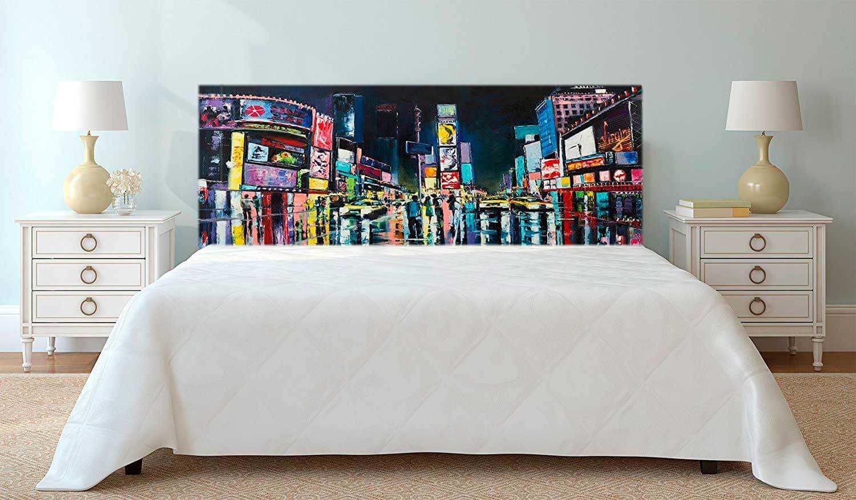 Cabecero Cama Pintura New York | Carteles XXL - Impresión carteleria publicitaria