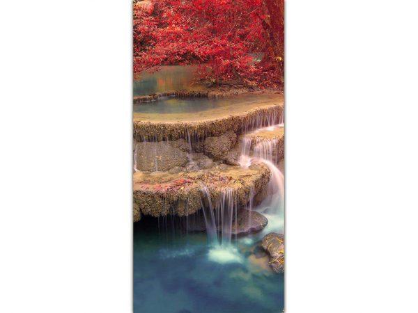 Cenefa Vertical Cascada Asiática | Carteles XXL - Impresión carteleria publicitaria