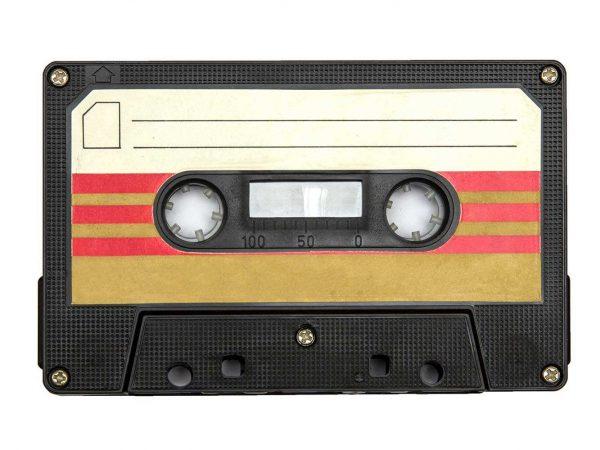 Vinilo Adhesivo PC Portátil Cassette | Carteles XXL - Impresión carteleria publicitaria