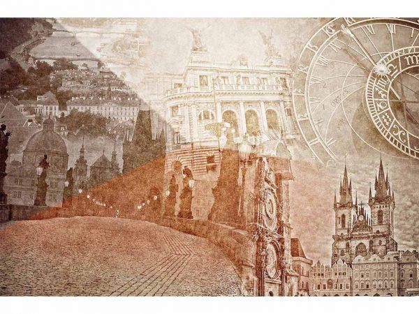 Fotomural Papel Pintado Castillo Antiguo | Carteles XXL - Impresión carteleria publicitaria