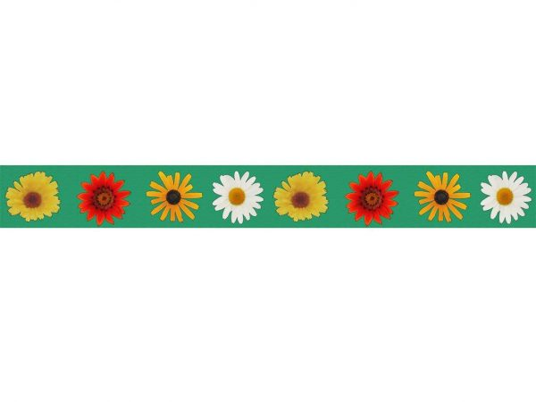 Cenefa Horizontal Temática Floral   Carteles XXL - Impresión carteleria publicitaria