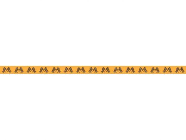 Cenefa Horizontal Banderines Carrera | Carteles XXL - Impresión carteleria publicitaria