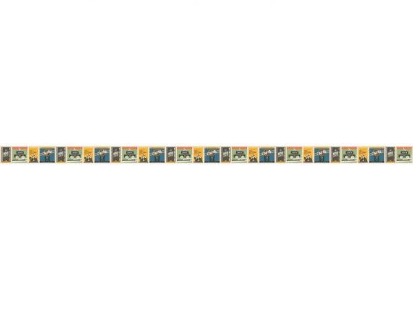 Cenefa Horizontal Temática Cine | Carteles XXL - Impresión carteleria publicitaria